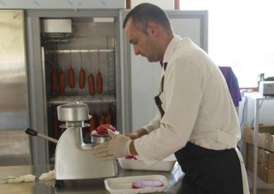 Artisan meat products from Antica Masseria Salmena