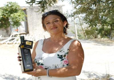 Organic olive oil and fig products from Antica Tenuta Ferrara
