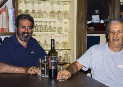 Wines and passito from Feudo dei Sanseverino