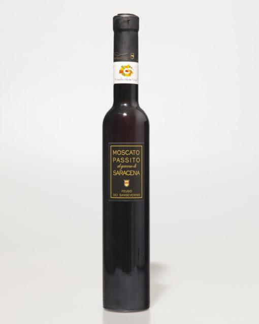 Feudo dei Sanseverino - Moscato Passito al Governo di Saracena IGP 2010 - TuttoCalabrese - Made in Calabria