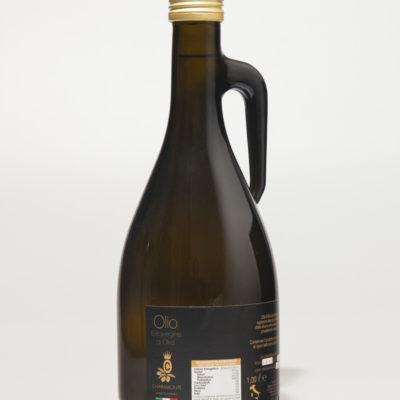 Oleificio Chiaramonte - Olio Extravergine Oliva - 1L - TuttoCalabrese - Made in Calabria