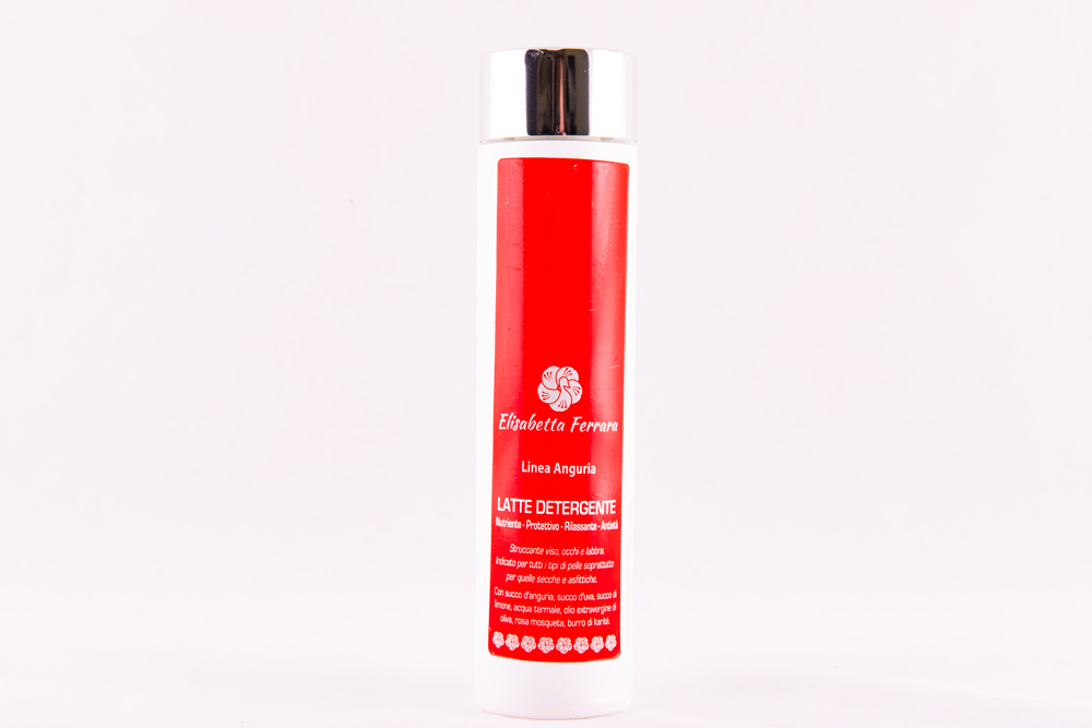 Cleansing Milk Based On Watermelon Make Up Remover For Face Eyes And Lips Hypoallergenic Tuttocalabrese En Test